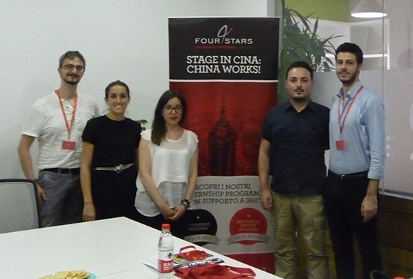 Stage in Cina - Testimonianze